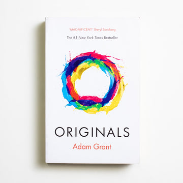 Originals by Adam Grant, Penguin Books, Trade Softcover from A GOOD USED BOOK.
