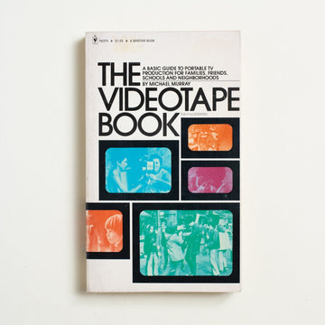The Videotape Book by Michael  Murray, Bantam Books, Paperback from A GOOD USED BOOK.