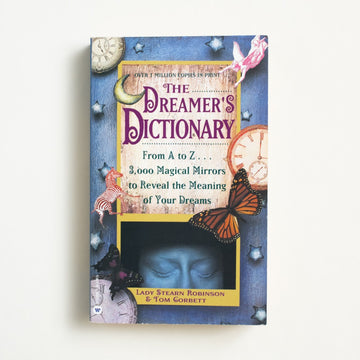 The Dreamer's Dictionary by Lady Stearn Robinson, Warner Books, Paperback from A GOOD USED BOOK.