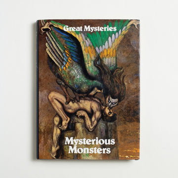 Mysterious Monsters by Daniel Farson, Mayflower Books, Large Hardcover w. Dust Jacket from A GOOD USED BOOK. A studied and fascinating book from Daniel  Farson, the grand-nephew of Bram Stoker. 1978 1st American Edtion Culture