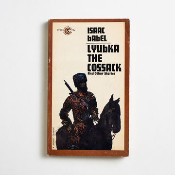 Lyubka the Cossack and other stories by Isaac Babel, Signet Classic, Paperback from A GOOD USED BOOK. A student of Gorky and an often-compared literary neighbor of Hemingway, Isaac Babel remains a cornerstone of Russian literature. 1963 1st Printing Classics Short Stories