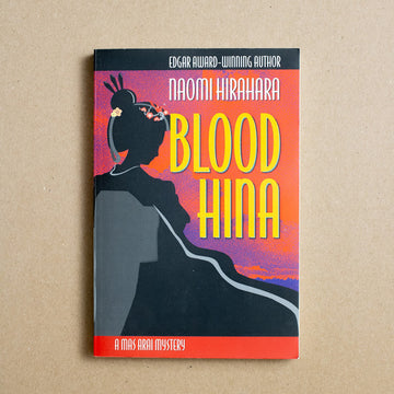 Blood Hina by Naomi Hirahara, Prospect Park , Trade Softcover from A GOOD USED BOOK.