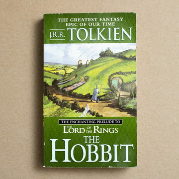 The Hobbit by J.R.R. Tolkien, Del Ray Books, Paperback from A GOOD USED BOOK.