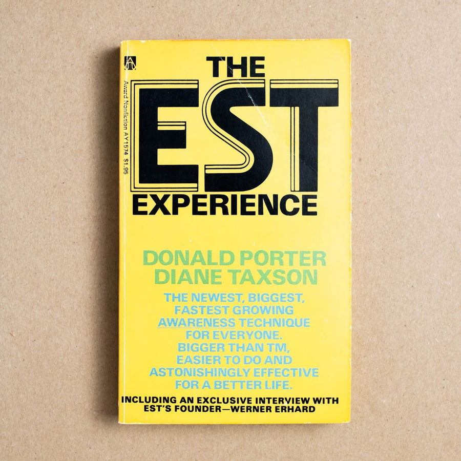 The EST Experience by Donald Porter, Award Books, Paperback from A GOOD USED BOOK.