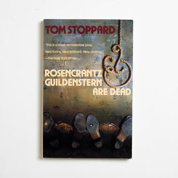 Rosencrantz Guildenstern and the Dead by Tom Stoppard, Grove Press, Trade Softcover from A GOOD USED BOOK.  2000 6th Printing Literature