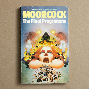 The Final Programme by Michael Moorcock, Mayflower Books, Paperback from A GOOD USED BOOK.