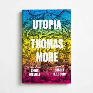 Utopia (Trade) by Thomas More, Verso, Trade Softcover from A GOOD USED BOOK. As fantastical as