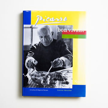 Picasso: Bon Vivant by Ermine Herscher, Rizzoli, Oversize Hardcover w. Dust Jacket from A GOOD USED BOOK. Picasso could stand working on a canvas  for limitless hours, always saying that he  left his body at the door when he painted. 1996 No Stated Printing Art