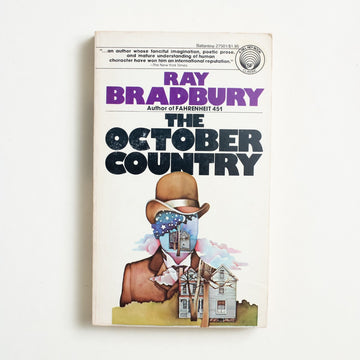 The October Country by Ray Bradbury, Ballantine Books, Paperback from A GOOD USED BOOK.  1972 2nd Printing Literature Science Fiction