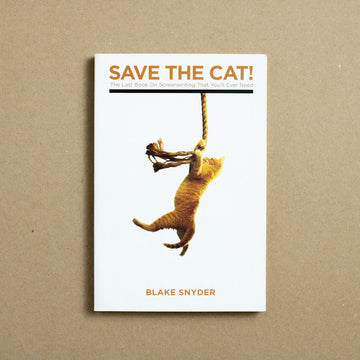 Save the Cat by Blake Snyder, Michael Wiese Productions, Trade Softcover from A GOOD USED BOOK.