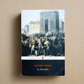 Les Miserables by Victor Hugo, Penguin Books, Trade Softcover from A GOOD USED BOOK.