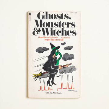 Ghosts, Monsters & Witches by Phil Hirsch, Pyramid Books, Paperback from A GOOD USED BOOK.