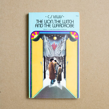 The Lion, the Witch and the Wardrobe by C.S. Lewis, Collier Books, Paperback from A GOOD USED BOOK.