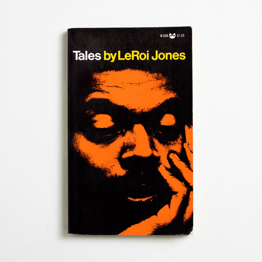 Tales by LeRoi Jones, Grove Press Black Cat Edition, Paperback from A GOOD USED BOOK.