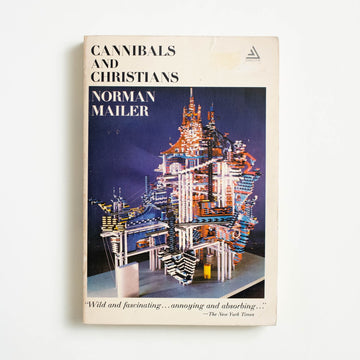 Cannibals and Christians by Norman Mailer, Delta, Trade Softcover from A GOOD USED BOOK.