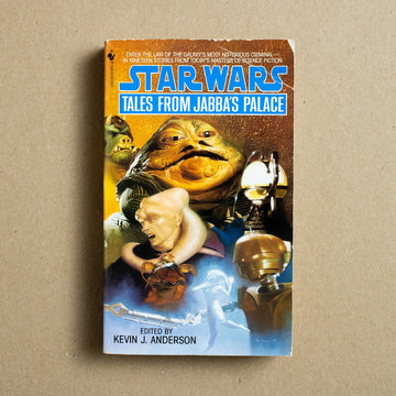 Star Wars: Tales from Jabba's Palace by Kevin J. Anderson, Bantam Spectra, Paperback from A GOOD USED BOOK.