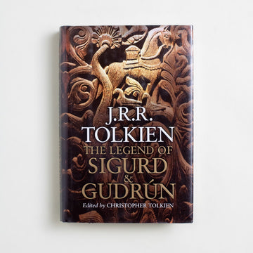 The Legend of Sigurd & Gudrun by J.R.R. Tolkien, Houghton Mifflin, Hardcover w. Dust Jacket from A GOOD USED BOOK.  2009 1st Edition Genre