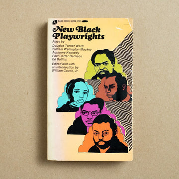 New Black Playwrights by Various Authors, Avon Books, Paperback from A GOOD USED BOOK.