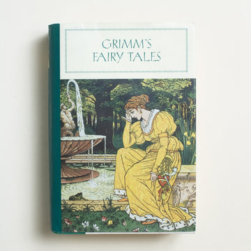 Grimm's Fairy Tales by Jacob and Wilhelm Grimm, Barnes and Noble Books, Hardcover w. Dust Jacket from A GOOD USED BOOK.  2003 1st Edition Literature