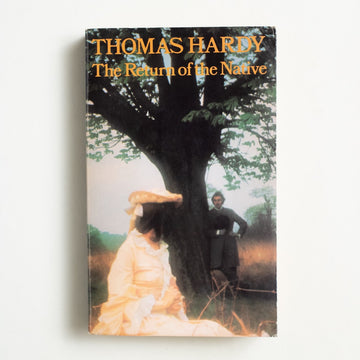 The Return of the Native by Thomas Hardy, Macmillan Publishers, Paperback from A GOOD USED BOOK.  1972 No Stated Printing Classics