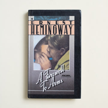 A Farewell to Arms (Permabound) by Ernest Hemingway, Scribner, Perma-Bound from A GOOD USED BOOK.