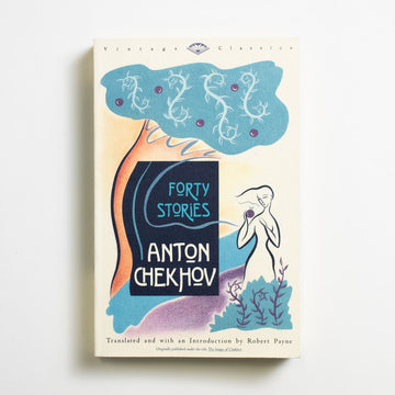Forty Stories by Anton Chekhov, Vintage Books, Trade Softcover from A GOOD USED BOOK. There are many names in the hat for