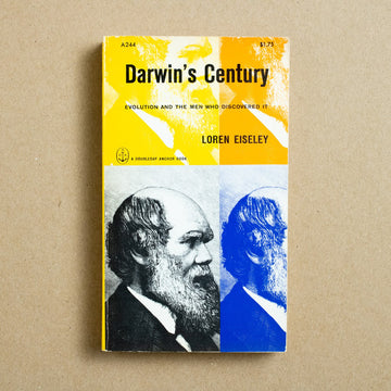 Darwin's Century by Loren Eiseley, Doubleday Anchor, Paperback from A GOOD USED BOOK.