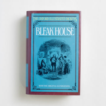 Bleak House (Oxford) by Charles Dickens, Oxford University Press, Small Hardcover w. Dust Jacket from A GOOD USED BOOK.  1998 No Stated Printing Classics