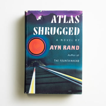 Atlas Shrugged (Hardcover) by Ayn Rand, Random House Books, Hardcover w. Dust Jacket from A GOOD USED BOOK. Ayn Rand's