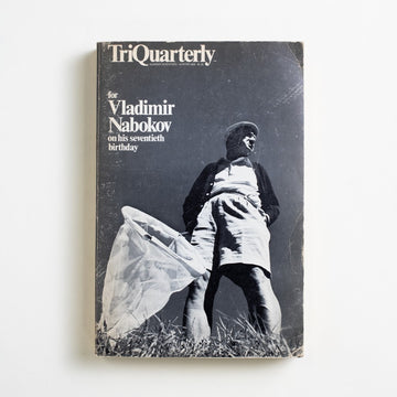 TriQuarterly Number Seventeen, Winter 1970: For Vladimir Nabokov on his Seventieth Birthday by Charles Newman, TriQuarterly, Trade Softcover from A GOOD USED BOOK. TriQuarterly is a famous literary magazine, first recognized for being an early publisher of Saul Bellow. Always a collection of poetry, prose,  essays, fiction, and non-fiction, this edition was released as a celebration of Vladimir Nabokov. 1970 No Stated Printing Literature Vladamir Nabokov, Anthology