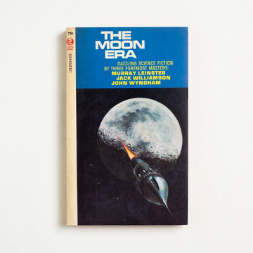 The Moon Era by Murray Leinster, Curtis Books, Paperback from A GOOD USED BOOK.  1967 No Stated Printing Genre