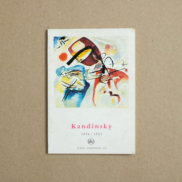 Kandinsky by Pierre Volboudt, Tudor, Paperback from A GOOD USED BOOK.
