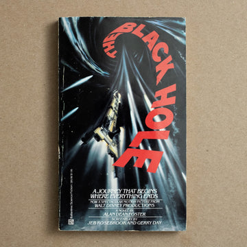 The Black Hole by Alan Dean Foster, Del Ray Books, Paperback from A GOOD USED BOOK.