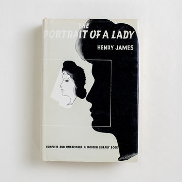 The Portrait of a Lady (Modern Library) by Henry James, Modern Library, Small Hardcover w. Dust Jacket from A GOOD USED BOOK.  1951 No Stated Printing Classics