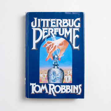 Jitterbug Perfume (Hardcover) by Tom Robbins, Bantam Books, Hardcover w. Dust Jacket from A GOOD USED BOOK. I have personally read many a Robbins' novel. I even know folks who have read every one of them, and we can all agree that this is his best. 1984 1st Edition, 1st Printing Literature