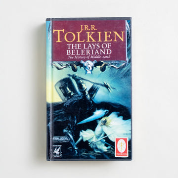 The Lays of Beleriand: The History of Middle-earth by J.R.R. Tolkien, Ballantine Books, Permabound from A GOOD USED BOOK.  1994 5th Printing Genre