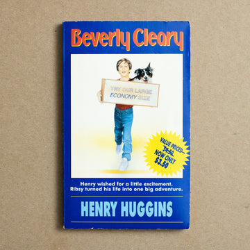 Henry Huggins by Beverly Clearly, Avon Books, Paperback from A GOOD USED BOOK.