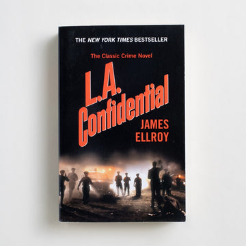 L.A. Confidential (Trade) by James Ellroy, Grand Central Publishing, Trade Softcover from A GOOD USED BOOK.  1990 18th Printing Genre California, Los Angeles