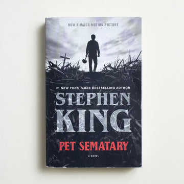 Pet Sematary by Stephen King, Gallery Books, Trade Softcover from A GOOD USED BOOK. A top contender for the Stephen King novel that has genuinely scared its author the most. 2001 2nd Printing Genre Fiction Movie Tie-In