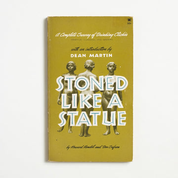 Stoned Like a Statue by Howard Kandel, Kanrom, Paperback from A GOOD USED BOOK.  1963 1st Printing Non-Fiction