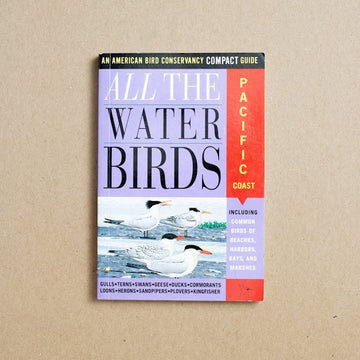 All the Water Birds: Pacific Coast by , HarperPerennial, Paperback from A GOOD USED BOOK.
