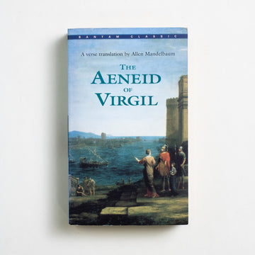 The Aeneid by Virgil , Bantam Books, Paperback from A GOOD USED BOOK.  2004 31st Printing Classics