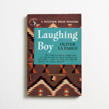 Laughing Boy (Pocket) by Oliver La Farge, Pocket Books, Paperback from A GOOD USED BOOK. An author and anthropologist both, La Farge worked closely with the Navajo people. This, his first novel, was the