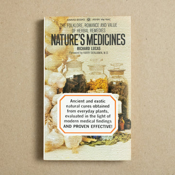 Nature's Medicines by Richard Lucas, Award Books, Paperback from A GOOD USED BOOK.