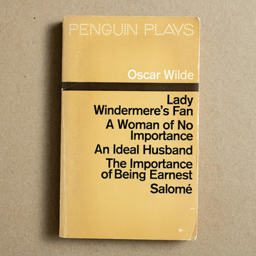 Penguin Plays  by Oscar Wilde, Penguin Books, Paperback from A GOOD USED BOOK.
