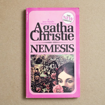 Nemesis by Agatha Christie, Pocket Books, Paperback from A GOOD USED BOOK.