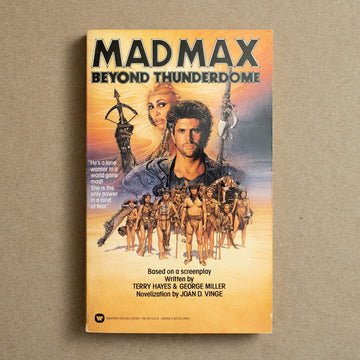 Mad Max Beyond Thunderdome by Terry Hayes, Warner Books, Paperback from A GOOD USED BOOK.