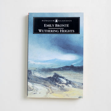 Wuthering Heights (Penguin Classics Trade) by Emily Bronte, Penguin Books, Trade Softcover from A GOOD USED BOOK.
