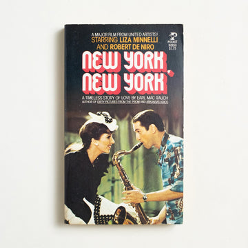 New York, New York by Earl Mac Rauch, Pocket Books,  from A GOOD USED BOOK.  1977 No Stated Printing Genre
