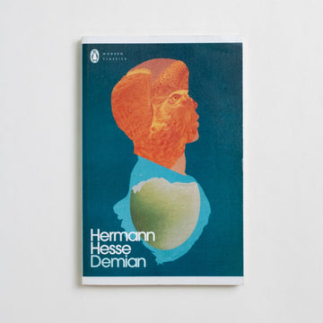 Demian (Trade) by Hermann Hesse, Penguin Books, Trade Softcover from A GOOD USED BOOK.  2017 No Stated Printing Literature
